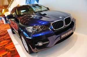 BMW X6 crossover